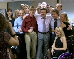 The Office (UK) - TV Special: Christmas Special (2) Screenshot
