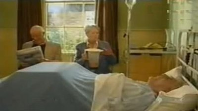 One Foot in the Grave (UK) - TV Special: Comic Relief Special 2001 Screenshot