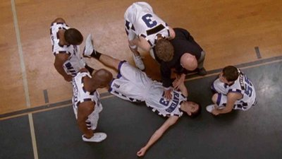 One Tree Hill - 01x09 With Arms Outstretched