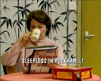 Only Fools and Horses (UK) - 08x07 Sleepless in Peckham