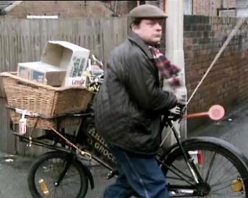 Open All Hours (UK) - 03x03 Duet For Solo Bicycle