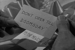 The Outer Limits (1963) - 01x17 Don't Open Till Doomsday