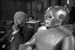 The Outer Limits (1963) - 02x09 I, Robot