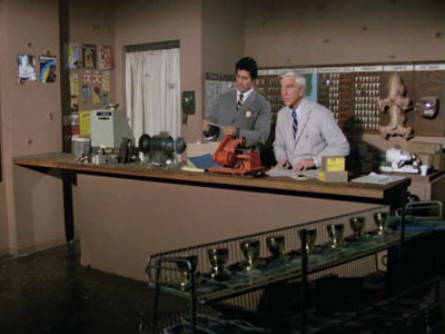 Police Squad! - 01x05 Rendezvous at Big Gulch (Terror in the Neighborhood) Screenshot