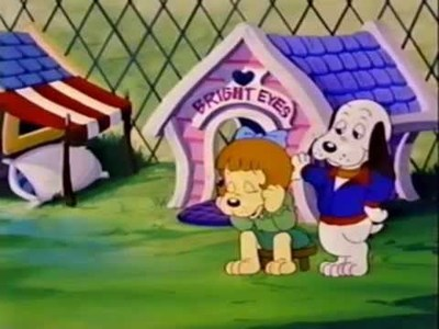 Pound Puppies - 01x01 Bright Eyes Come Home