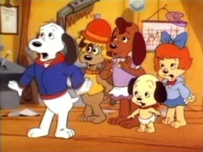 Pound Puppies - 02x09 The Invisible Friend