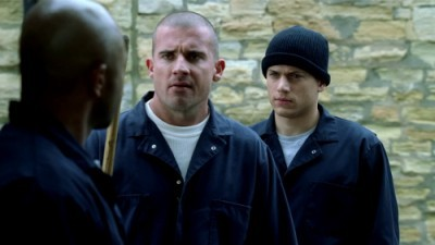 Prison Break - 01x12 Odd Man Out