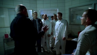 Prison Break - 01x21 Go
