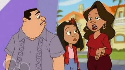 The Proud Family - 03x02 Thelma And Luis