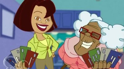 The Proud Family - 03x03 Culture Shock