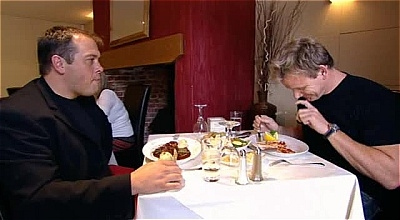 Ramsay's Kitchen Nightmares (UK) - 05x08 The Granary Screenshot
