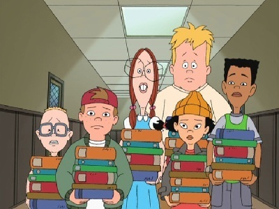 Recess - TV Movie: Recess: Taking the 5th Grade Screenshot