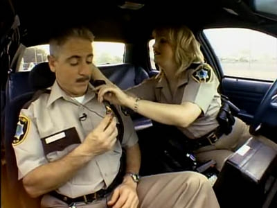 Reno 911! - 02x11 Clementine and Garcia Are Dating