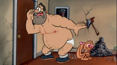Ren and Stimpy Adult Party Cartoon - 01x06 Firedogs 2 (2) Screenshot