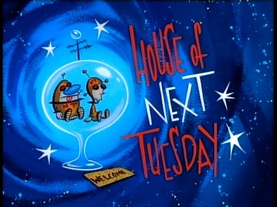 The Ren and Stimpy Show - 04x02 House of Next Tuesday / Eat My Cookies