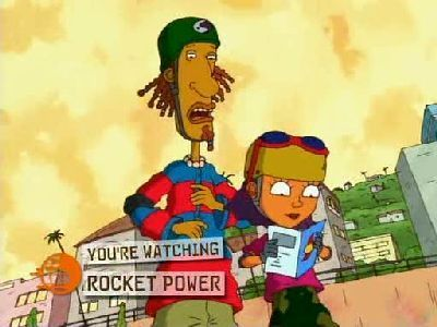 rocket power 3x02 home sweet home what a tangled web we