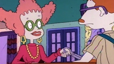 Rugrats - 03x02 Chuckie's First Haircut / Cool Hand Angelica