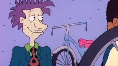 Rugrats - 03x03 Tricycle Thief / Rhinoceritis!