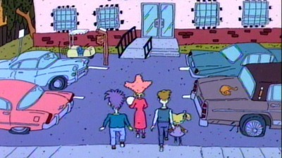 Rugrats - 03x04 Grandpa Moves Out / The Legend Of Satchmo