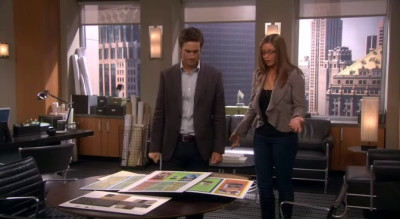 Rules of Engagement - 02x11 Jen at Work