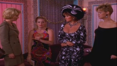 Sabrina, the Teenage Witch - 01x07 Third Aunt From the Sun