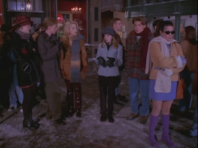 Sabrina, the Teenage Witch - 01x15 Hilda and Zelda: the Teenage Years