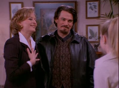 Sabrina, the Teenage Witch - 01x20 Meeting Dad's Girlfriend