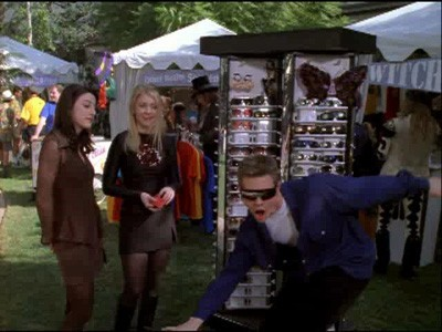 Sabrina, the Teenage Witch - 02x10 To Tell a Mortal