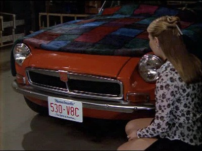 Sabrina, the Teenage Witch - 02x20 My Nightmare, the Car