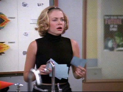 Sabrina, the Teenage Witch - 03x02 Boy Was My Face Red
