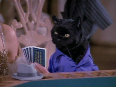 Sabrina, the Teenage Witch - 03x07 You Bet Your Family
