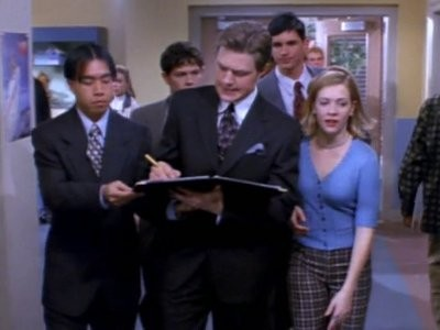 Sabrina, the Teenage Witch - 03x13 What Price Harvey?