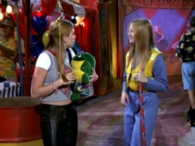Sabrina, the Teenage Witch - 05x04 You Can't Twin