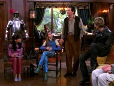 Sabrina, the Teenage Witch - 05x18 Witchright Hall