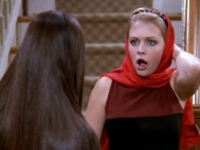 Sabrina, the Teenage Witch - 07x11 The Lyin', the Witch and the Wardrobe
