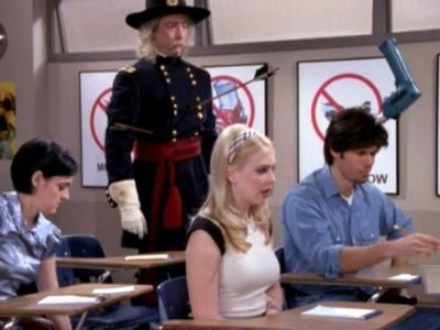 Sabrina, the Teenage Witch - 07x14 Present Perfect
