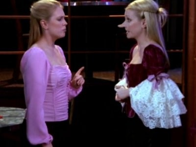 Sabrina, the Teenage Witch - 07x16 Getting To Nose You