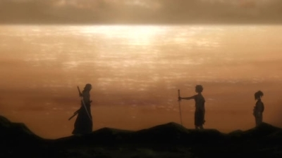 Samurai Champloo - 02x14 Evanescent Encounter (3) Screenshot
