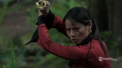 Samurai Girl - 01x06 Book of the Shadow (Part II) Screenshot