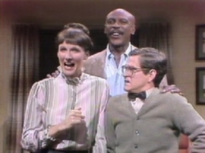 Saturday Night Live - 08x02 Louis Gossett Jr./George Thorogood and the Destroyers
