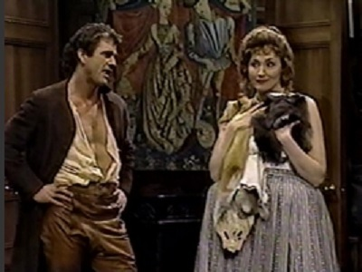 Saturday Night Live - 14x16 Mel Gibson/Living Color