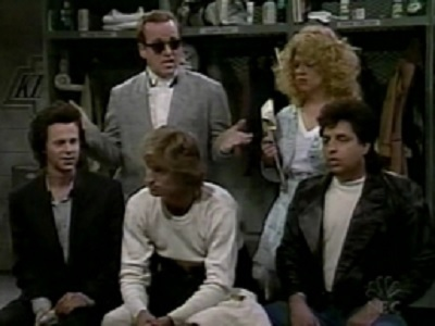 Saturday Night Live - 14x19 Wayne Gretzky/Fine Young Cannibals