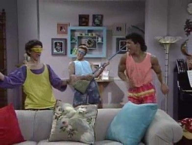 Saved by the Bell - 02x05 House Party