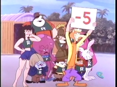 Scooby's All Star Laff-A-Lympics - 02x05 New Orleans and Atlantis