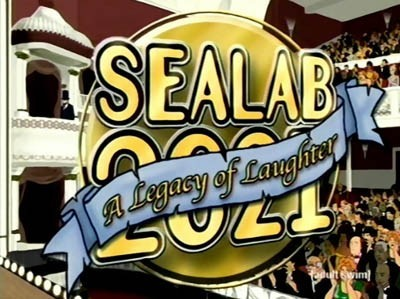 Sealab 2021 - 05x08 Legacy of Laughter Screenshot