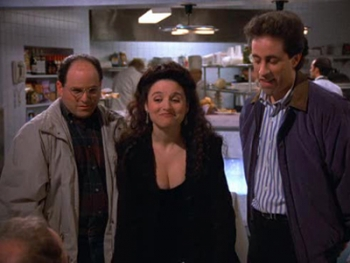 Seinfeld - 04x16 The Shoes