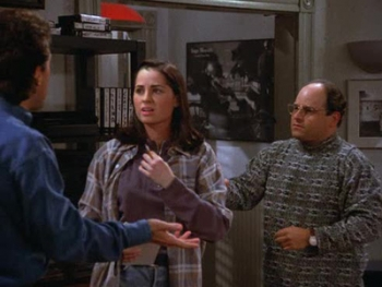 Seinfeld - 04x17 The Outing