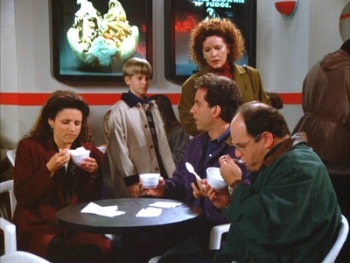 Seinfeld - 05x07 The Non-Fat Yogurt