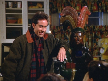 Seinfeld - 05x10 The Cigar Store Indian