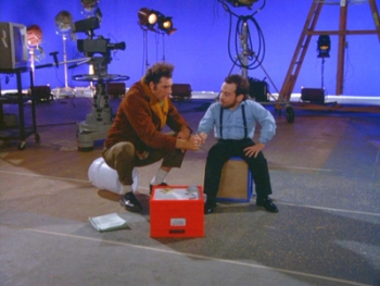 Seinfeld - 05x16 The Stand-In